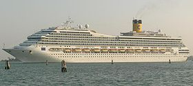 Fincantieri – Costa Fortuna