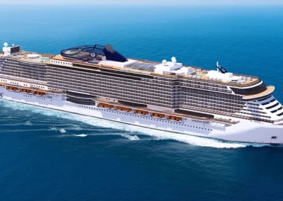 Fincantieri – MSC – Seaside