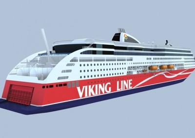 Fincantieri – Viking Line